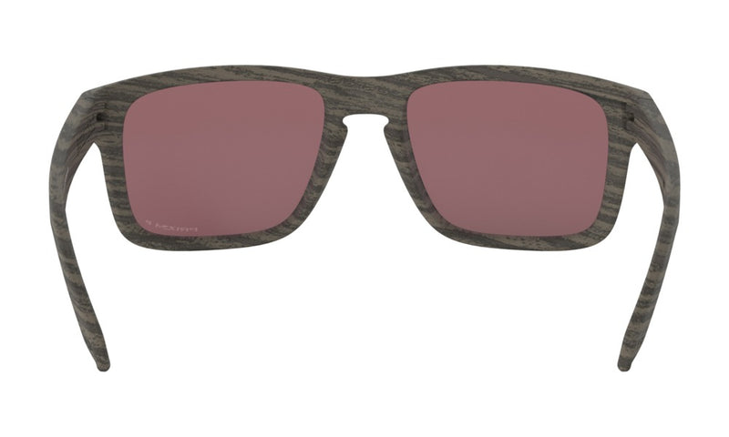 Oakley Holbrook - Woodgrain/Polarized Prism Daily