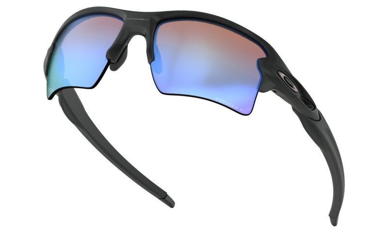 Oakley Flak 2.0 XL - Matte Black/Polarized Prizm Deep Water