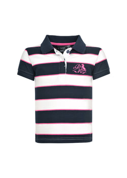 Pure Western Girls Zoey Short Sleeve Polo