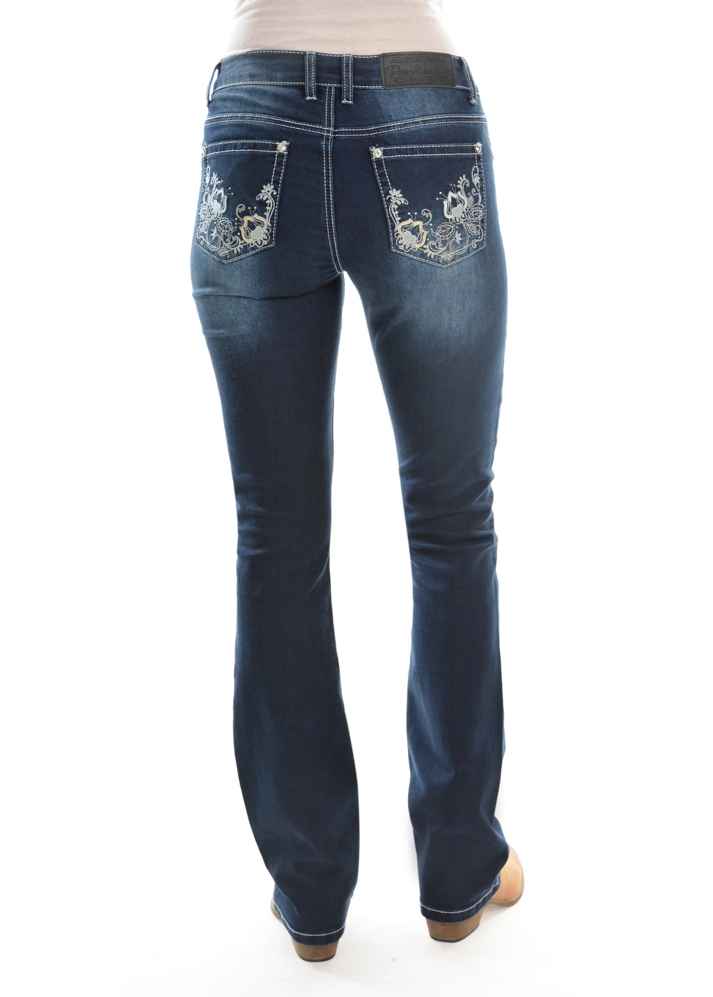 Pure Western Womens Rosie Boot Cut Jean