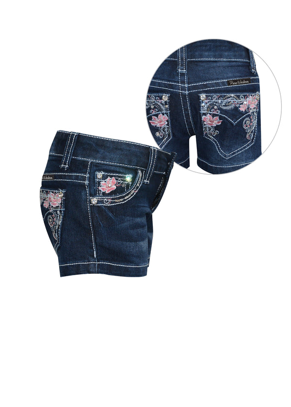 Pure Western Girls Lucy Shorts