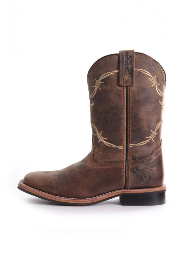 Pure Western Kit Childrens Boot