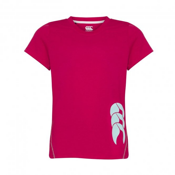 Canterbury Girls (Kids) Anchor Short Sleeve Tee - 2 Colours