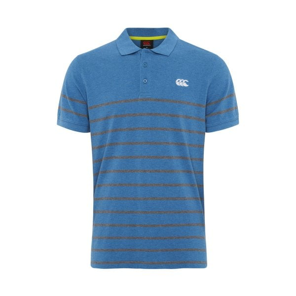 Canterbury Mens Engineered Stripe Polo - 3 Colours