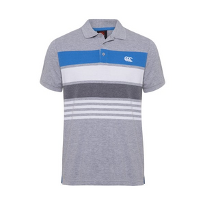 Canterbury Mens Newman Chest Stripe Polo - 3 Colours