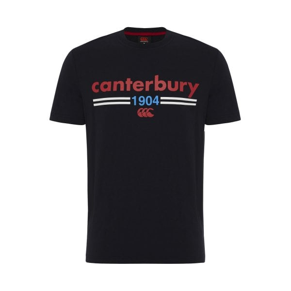 Canterbury Mens 1904 Tee - Big & Tall 2 Colours