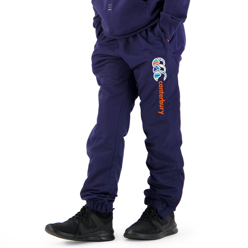 Canterbury Boys Uglies Tapered Cuff Stadium Track Pant - 2 Colours