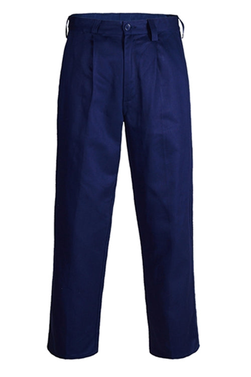 Ritemate Mens Belt Loop Drill Trousers - 2 Colours