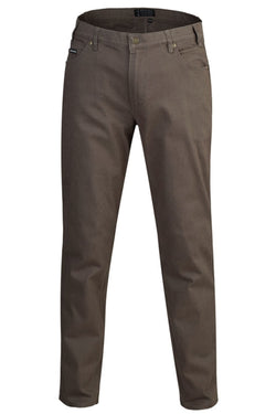 Ritemate Mens Cotton Stretch Jean - Vintage Grey