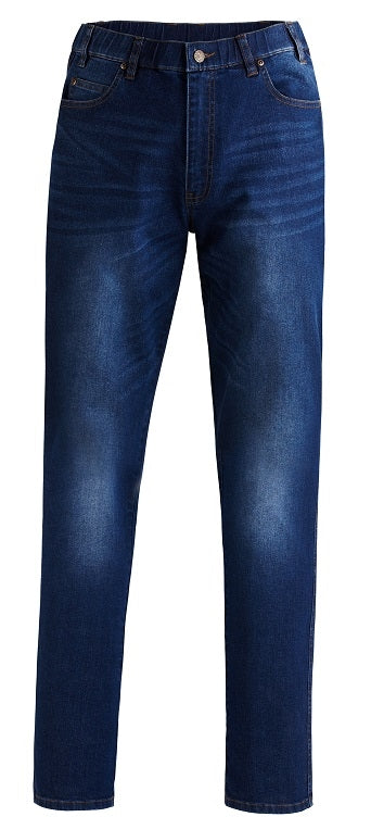 Ritemate Mens Distress Denim Jean