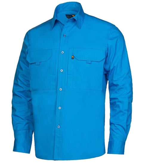 Ritemate Men's Flexible Fit Utility Shirt -  4 Colours