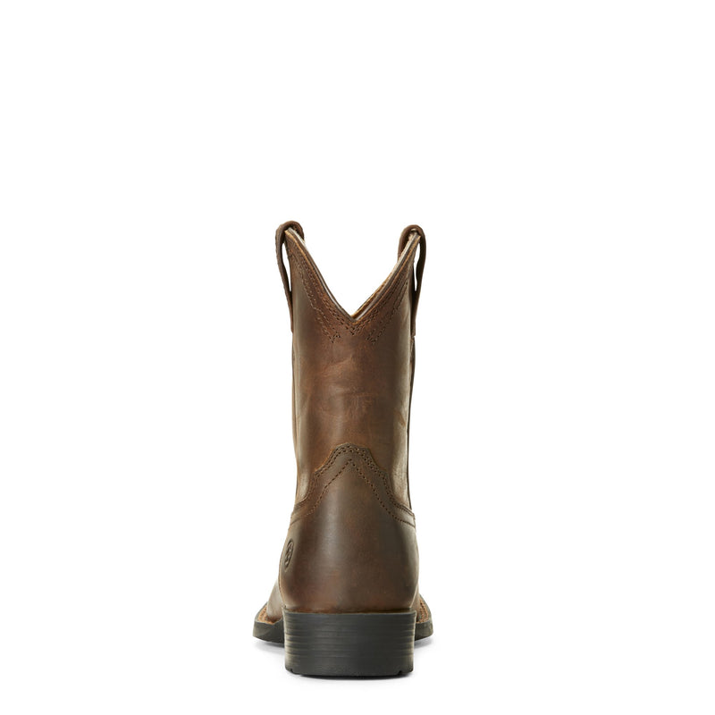 Ariat Kid's Heritage Roper Wide Square Toe