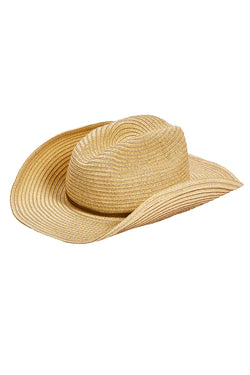 Seafolly Beach Basics Coyote Hat