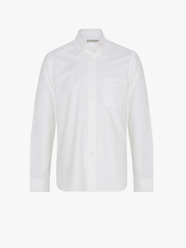 R.M. Williams Jervis Shirt - White