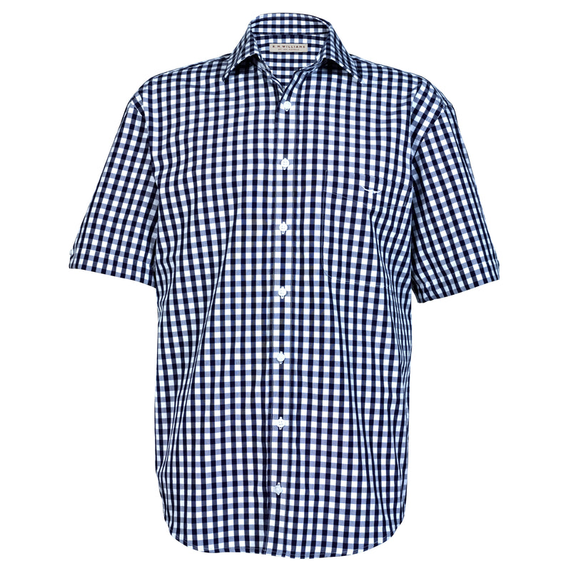 R.M. Williams Hervey Short Sleeve Shirt
