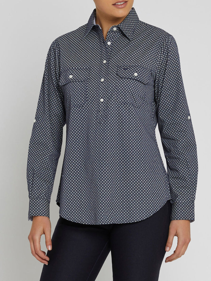 R.M. Williams Womens Broken Hill Shirt