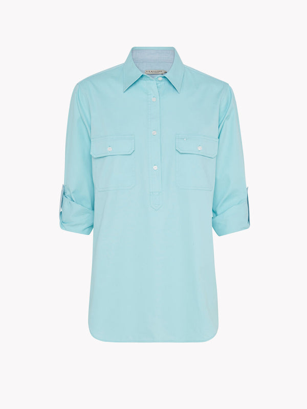 R.M. Williams Broken Hill Shirt - Mint