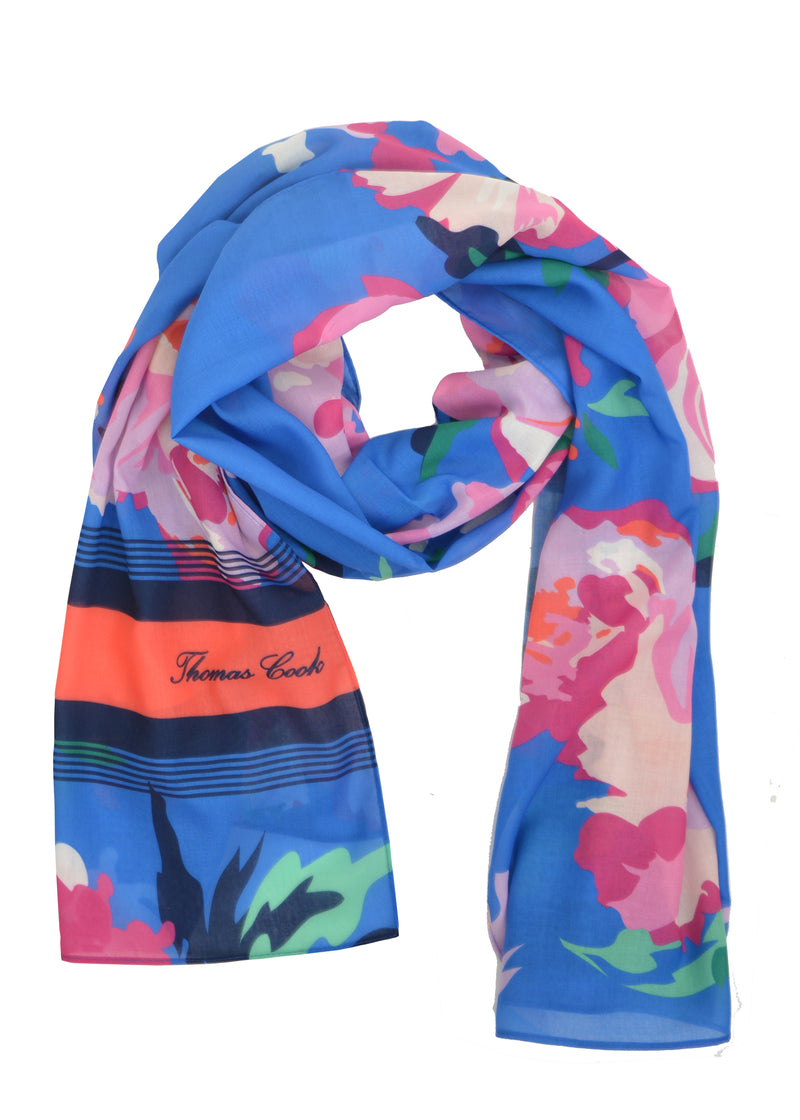 Thomas Cook Womens Everyday Print Scarf