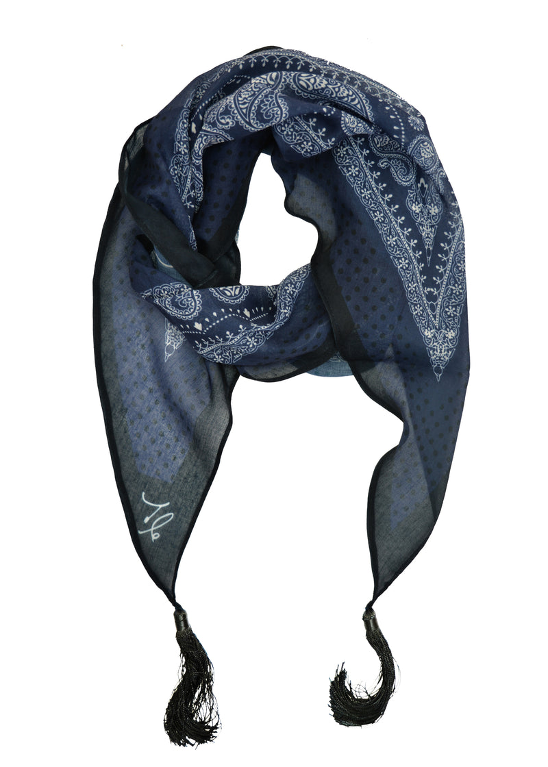 Thomas Cook Womens Triangular Neck Scarf - 2 Colours