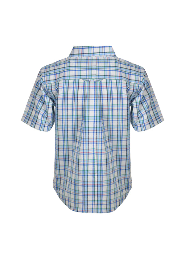 Thomas Cook Boys Dodge 2-Pocket Short Sleeve Shirt