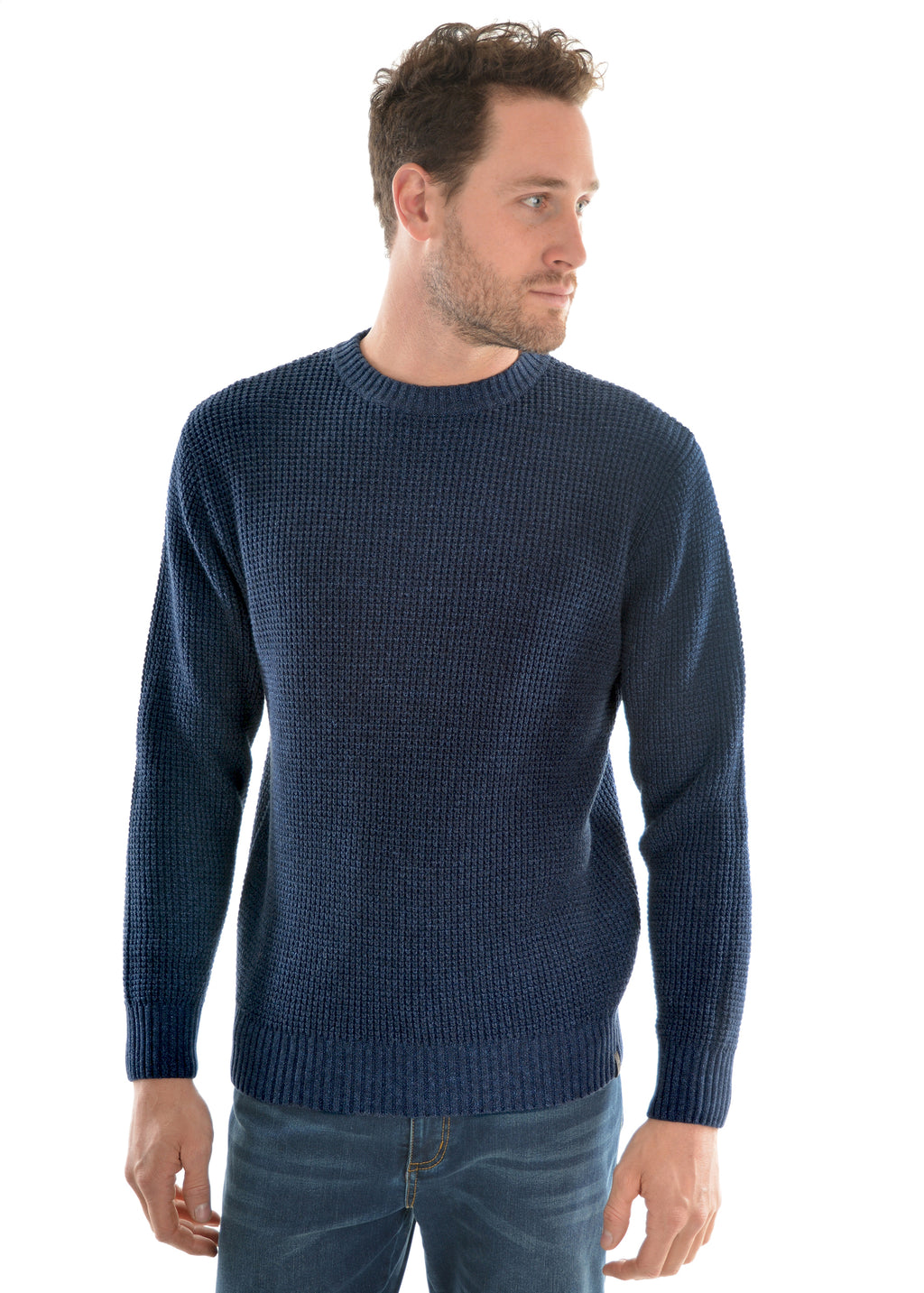 Thomas Cook Mens Station Crew Neck Knit Jumper