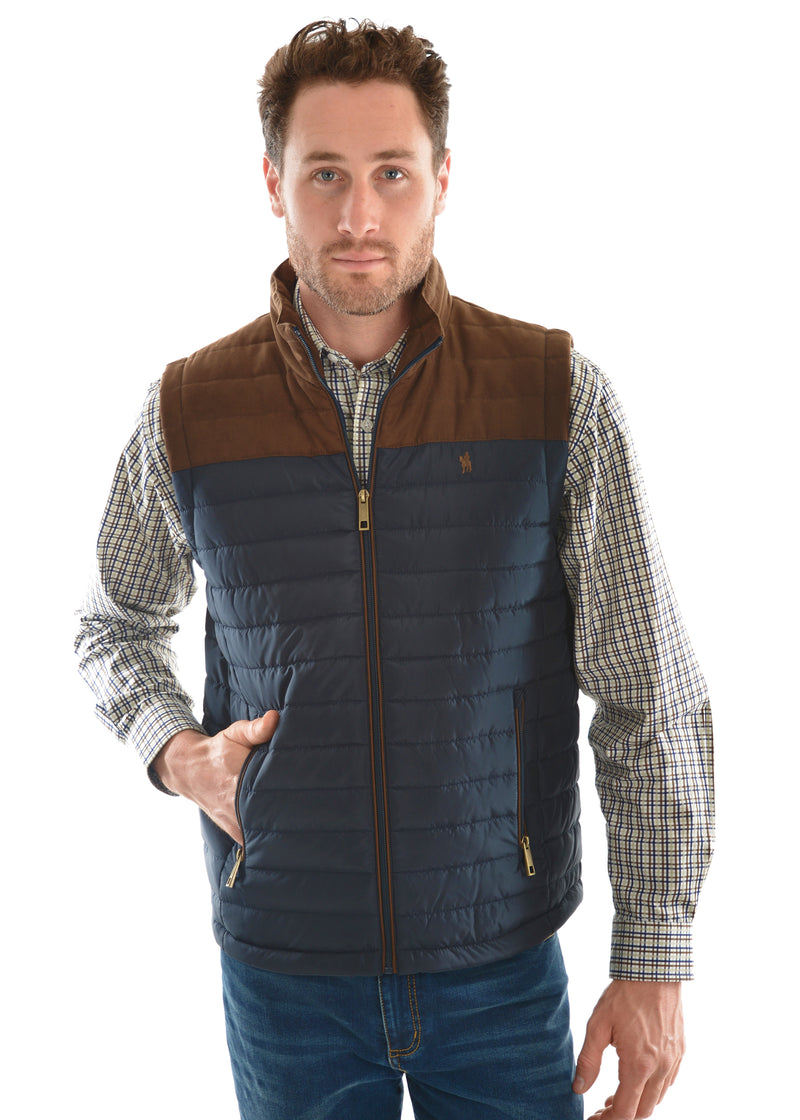 Thomas Cook Mens Simmons Puffer Vest