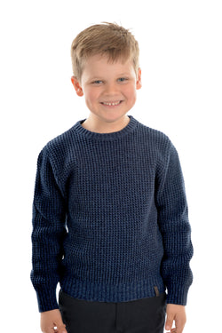 Thomas Cook Boys Station Crew Neck Knit Jumper