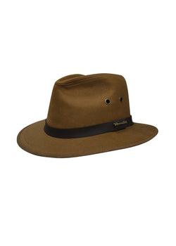 Thomas Cook Oilskin Hat - 2 Colours