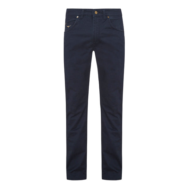 R.M. Williams Linesman Jeans - Regular Fit - Navy