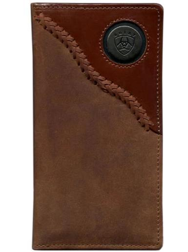 Ariat Rodeo Wallet - Two Toned Stitched