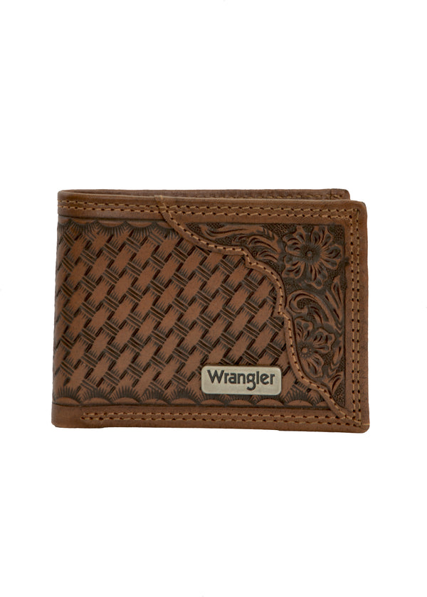 Wrangler Men's Flinders Wallet
