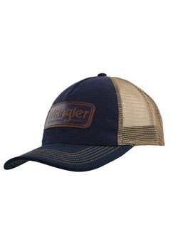 Wrangler Mens Edwards Trucker Cap