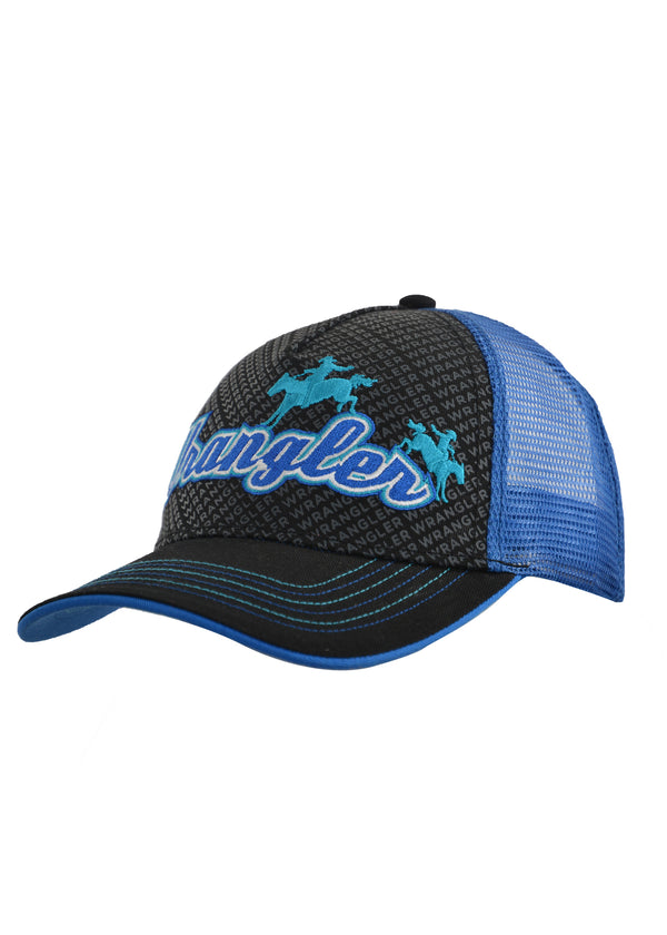 Wrangler Boys Rodeo Trucker Cap