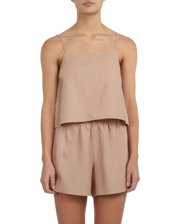 Nude Lucy Marley Linen Cami - 2 Colours