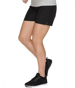 Canterbury Womens Tonal Tactic Shorts - Black and Navy