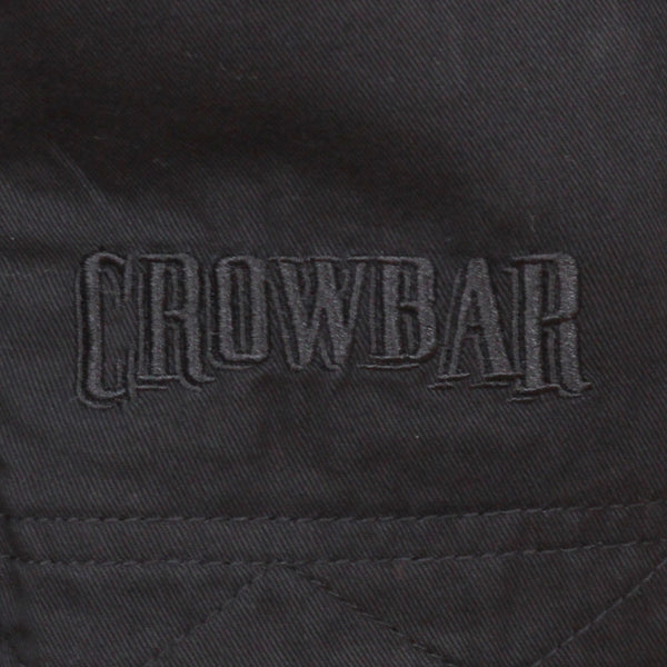 Crowbar Andy Mens Tonal Drill Shorts - 2 Colours