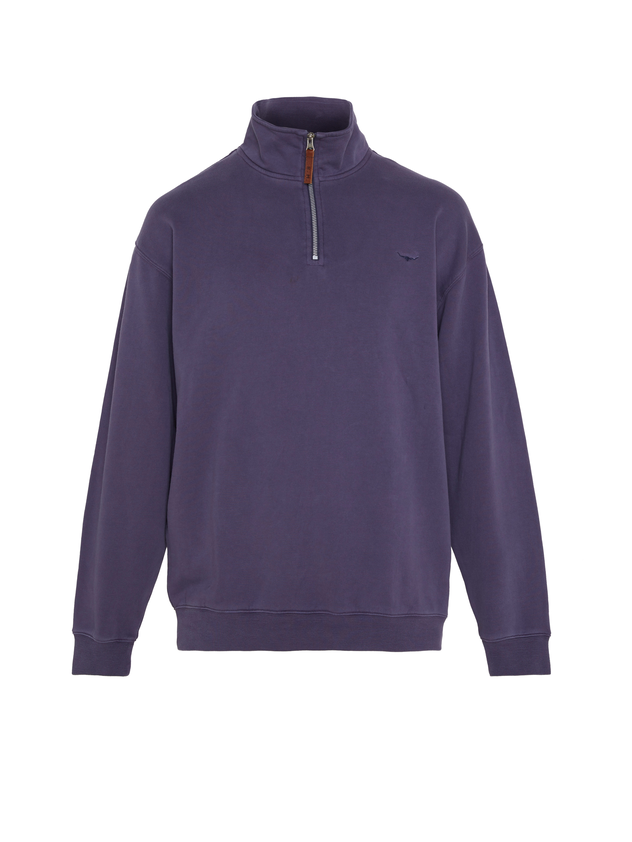 R.M. Williams Mens Mulyungarie Fleece - Blue