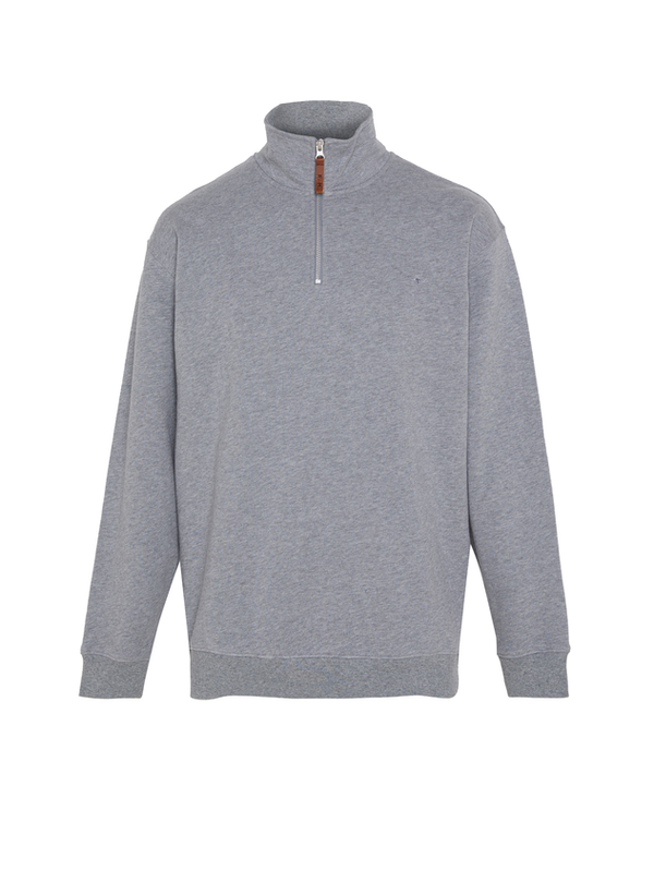R.M. Williams Mens Mulyungarie Fleece - Grey Marle