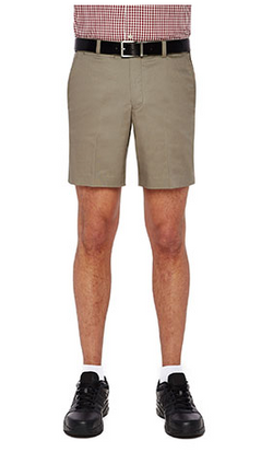 City Club Fremantle Flex Cotton Blend Short - 3 Colours