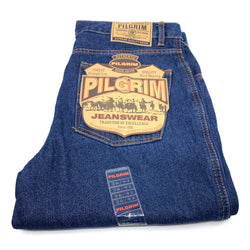 Men's Pilgrim 5 Pocket Stonewash Western Jean - Regular Leg