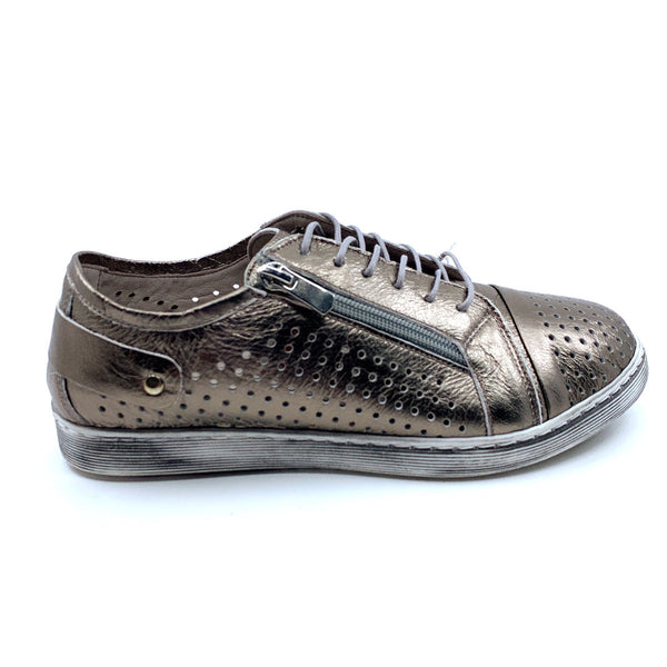 Cabello Womens EG17 Shoe  - Pewter