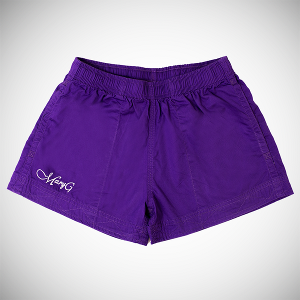 Mary G Kids Plain Shorts - 6 Colours - Low Rise