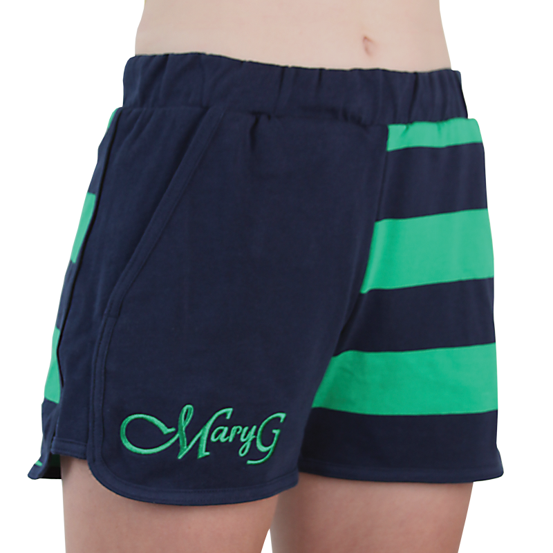 Mary G Ladies Fave Jersey Short - Mid Rise - 3 Colours