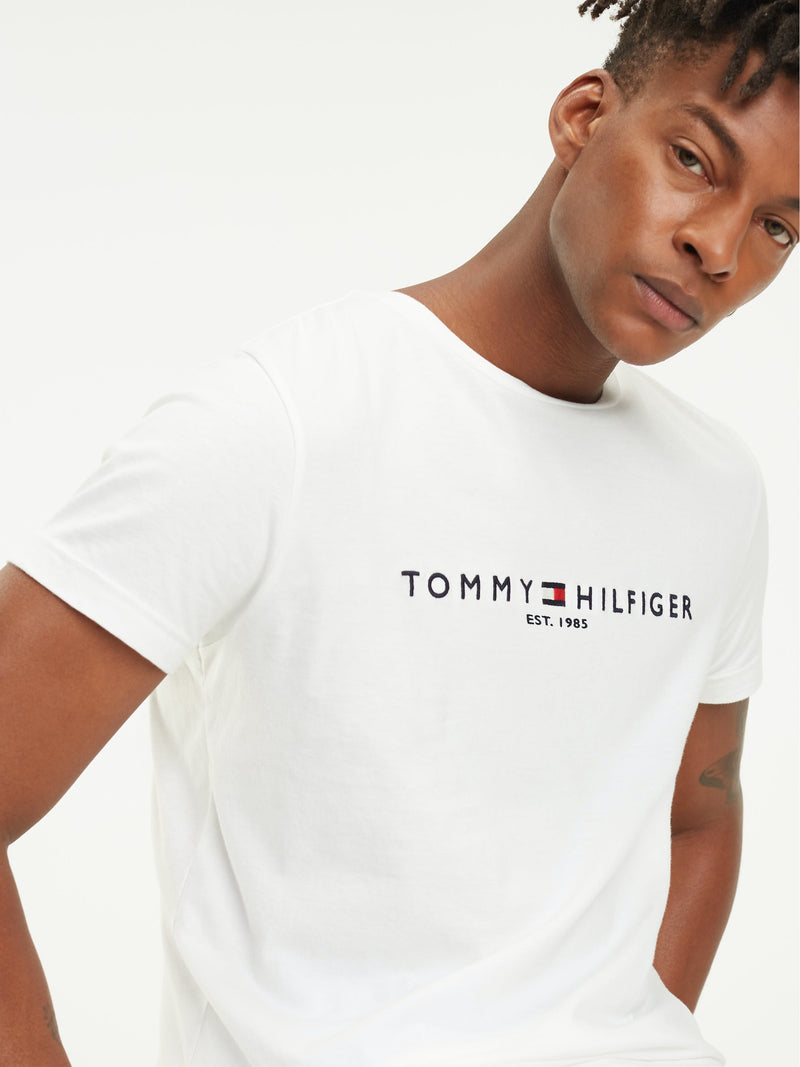 Tommy Hilfiger Mens Core Logo Tee - 4 Colours