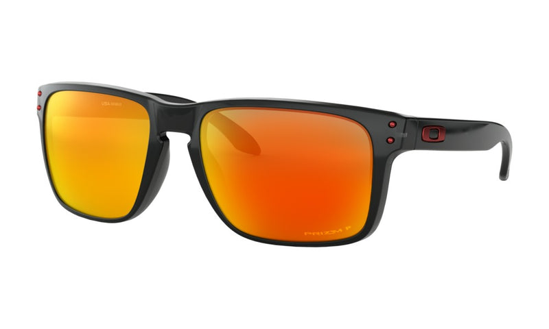 Oakley Holbrook XL - Black Ink/Polarized Prizm Ruby