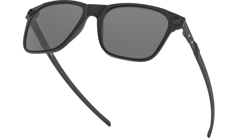 Oakley Apparition - Satin Black/Polarized Black Iridium