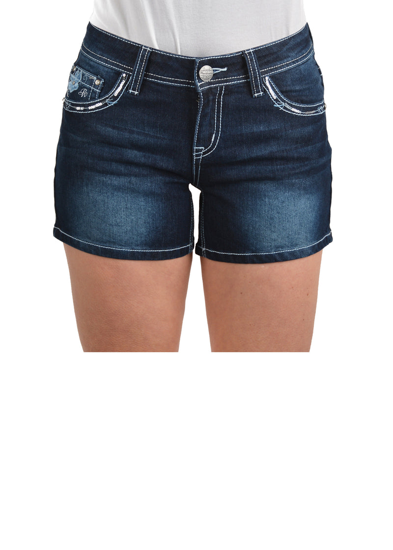 Pure Western Womens Lucy Short