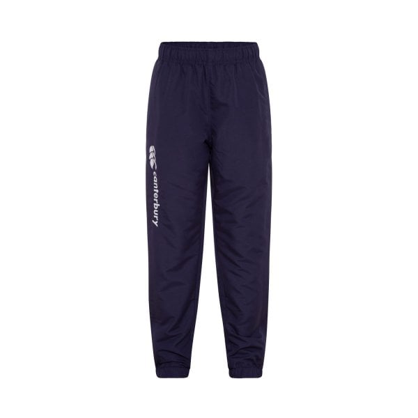 Canterbury Girls (Kids) Stencil Taper Cuff Stadium Trackpant - 2 Colours