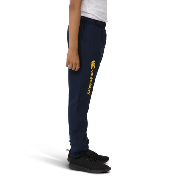 Canterbury Boys Tapered Cuff Stadium Trackpant - 2 Colours