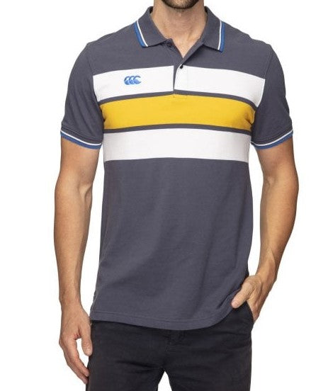 Canterbury Mens Danweb Polo - 3 Colours